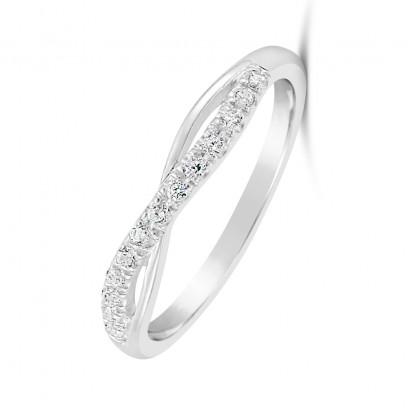 11aedcc4080 Ladies Platinum Diamond Set Wedding Ring Set With 0.15ct Of ...