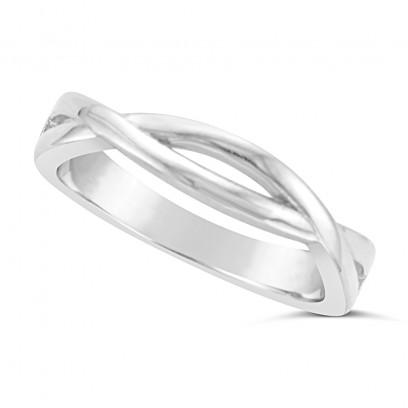 Ladies Platinum Wedding Ring