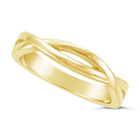 Ladies 18ct Gold Wedding Ring