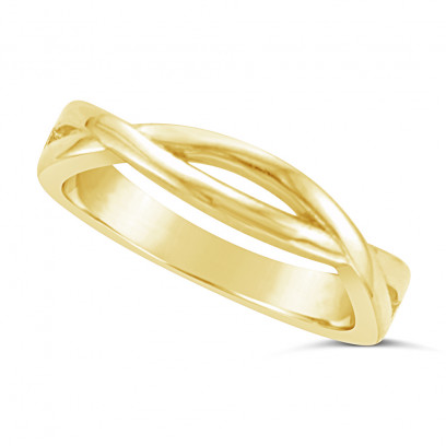 Ladies 9ct Gold Wedding Ring